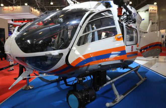 This first Russian-assembled AW139 is to be delivered in June (Marina Lystseva)