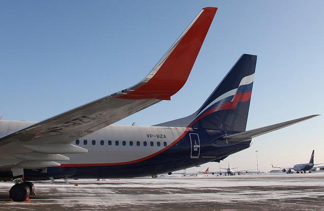 """""""Аэрофлот"""" возьмет в лизинг еще 10 Boeing 737-800"""