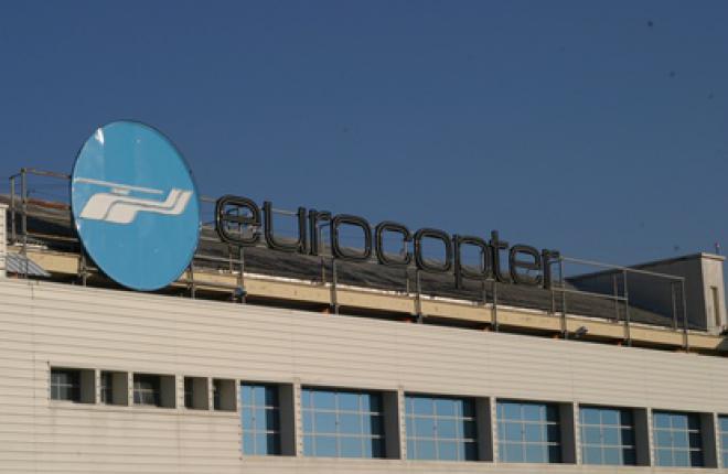 Eurocopter показал рекордную выручки в 2011 году :: AT0.ru