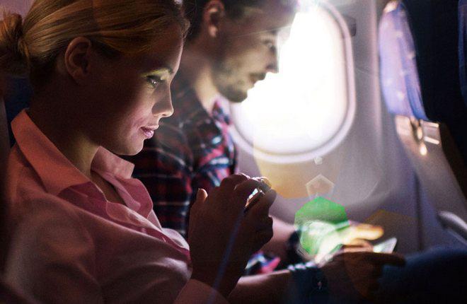 SITA предложила оборудовать самолеты высокоскоростным интернетом 3.5G