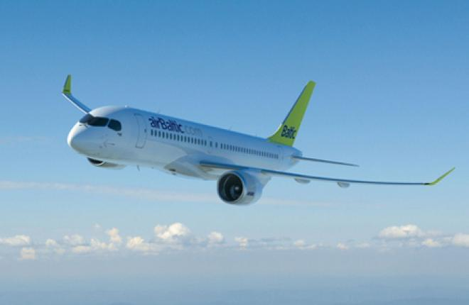 Латвия согласилась продать 20% акций airBaltic немецкому инвестору