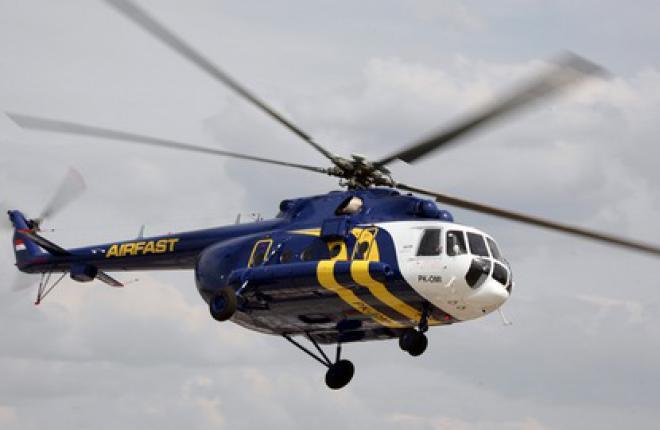 В Индонезию поставлен первый гражданский вертолет Ми-171