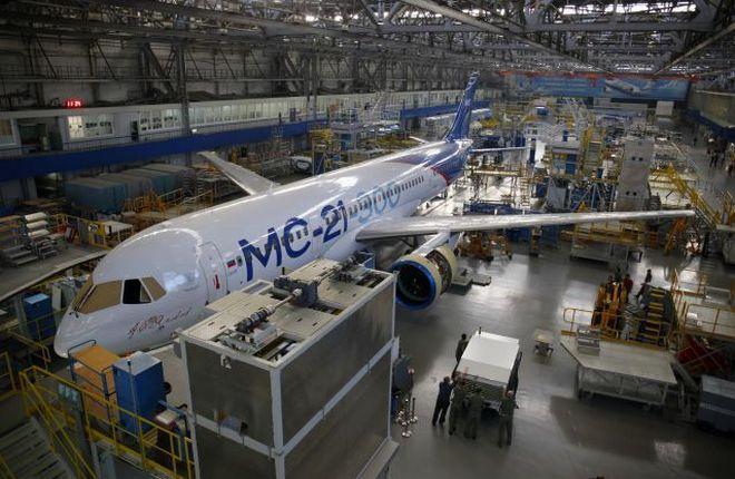 При продаже МС-21 применят механизм trade-in