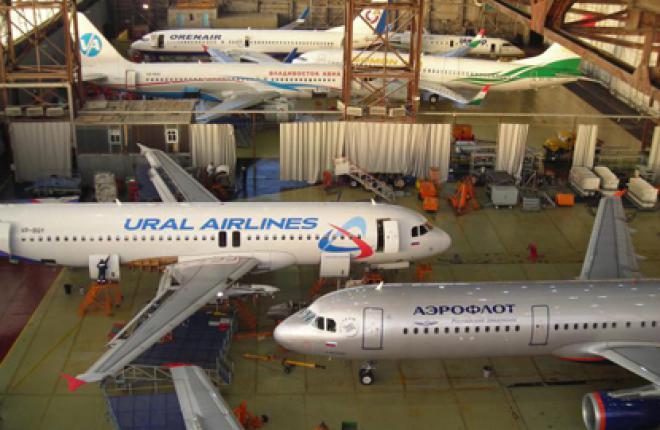 Состояние и перспективы рынка технического обслуживания и ремонта воздушных судо