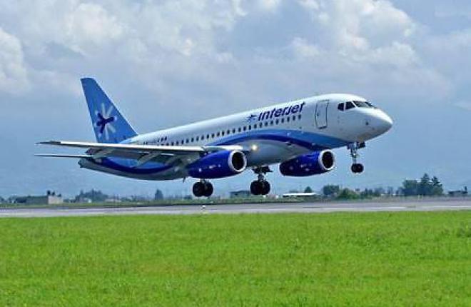 Авиакомпания Interjet начинает внедрять систему руления EGTS