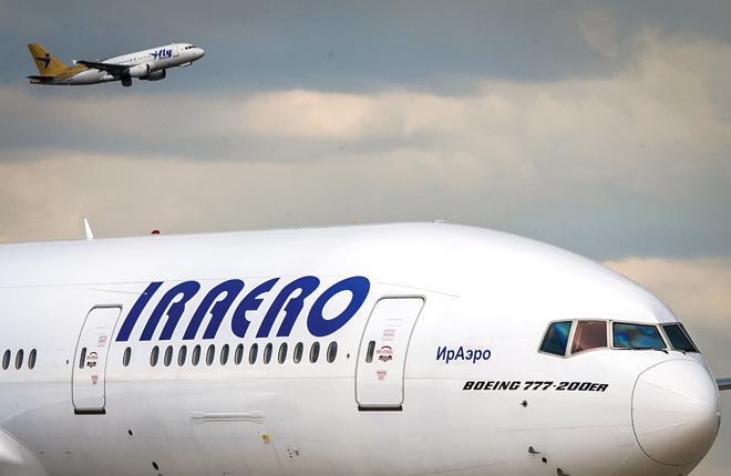 """Самолеты IFly и """"ИрАэро"""""""