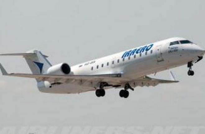 """Авиакомпания """"ИрАэро"""" открывает рейс Омск—Новосибирск"""