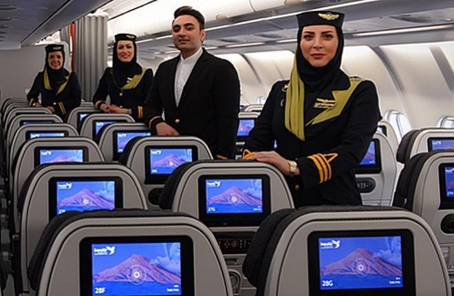 Boeing не сможет продать Ирану 117 авиалайнеров