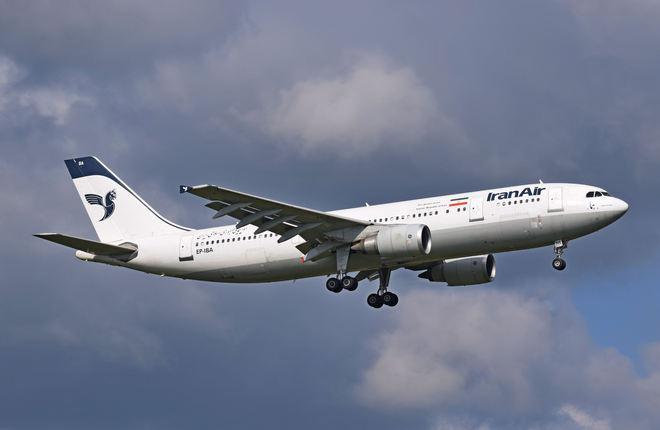 Иран заказал у Airbus 118 самолетов