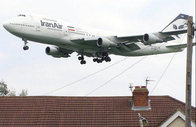Boeing получил разрешение на переговоры с Ираном