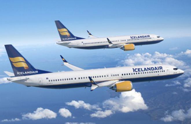 Icelandair заказала 16 самолетов Boeing 737 MAX