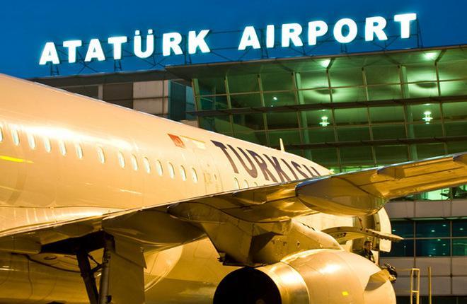 Стамбульский аэропорт имени Ататюрка поднялся на третье место в Европе