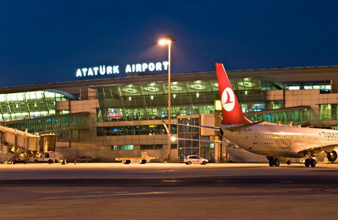 Аэропорт Стамбула имени Ататюрка закроют для коммерческих рейсов