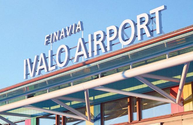 Аэропорт Ивало (Лапландия)