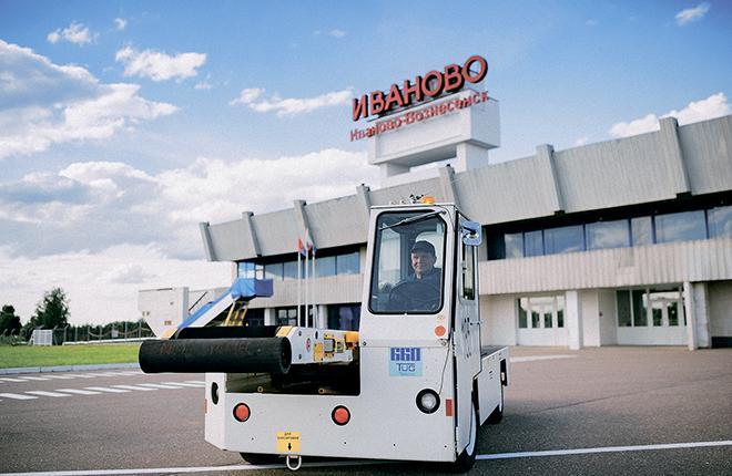 В аэропорту Иваново открылся новый грузовой терминал