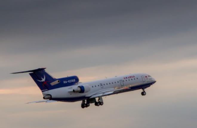 """Авиакомпания """"Ижавиа"""" признала SSJ 100 не подходящими для своей модели"""