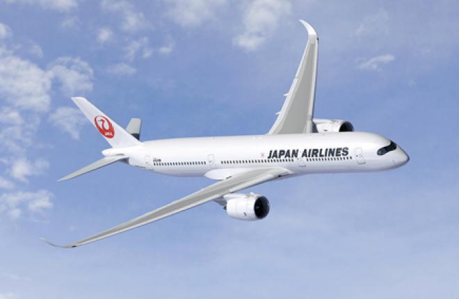 Разместив заказ на партию Airbus A350, JAL пошатнула позиции Boeing в Японии