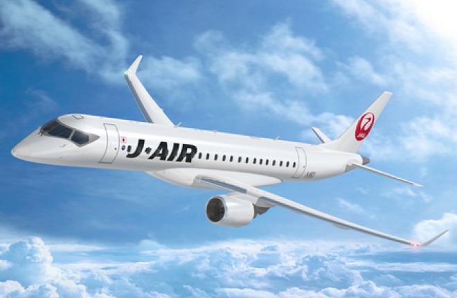 Japan Airlines оформила твердый контракт на 32 MRJ