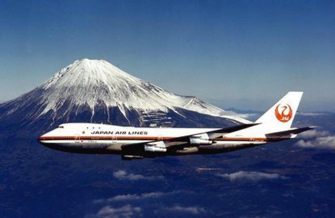 Авиакомпания Japan Air Lines вывела из эксплуатации все Boeing 747