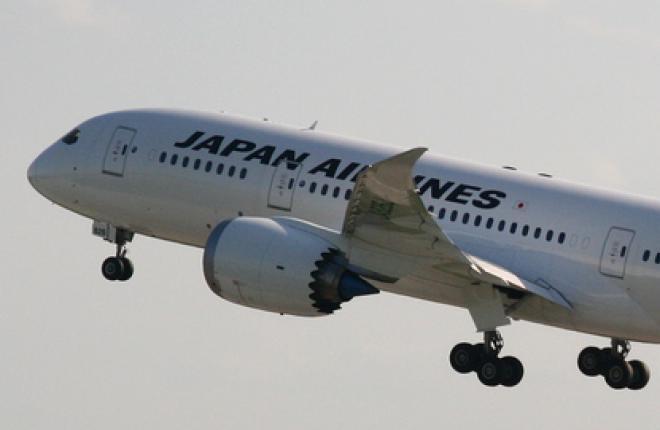 Авиакомпания Japan Airlines намеревается привлечь 8,5 млрд долл в результате IPO