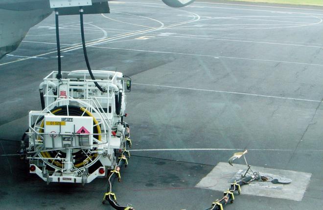 К каким последствиям для авиационного транспорта может привести падение цен на н
