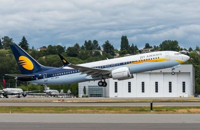 Jet Airways Boeing 737MAX
