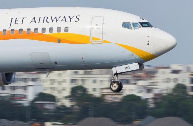 Boeing 737 Jet Airways