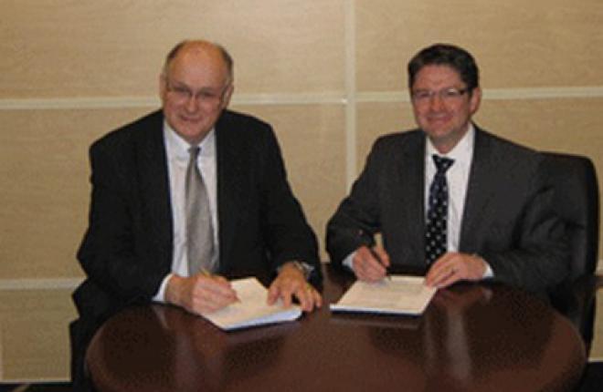 Компания Jet Aviation Moscow Vnukovo подписала соглашение с Bombardier