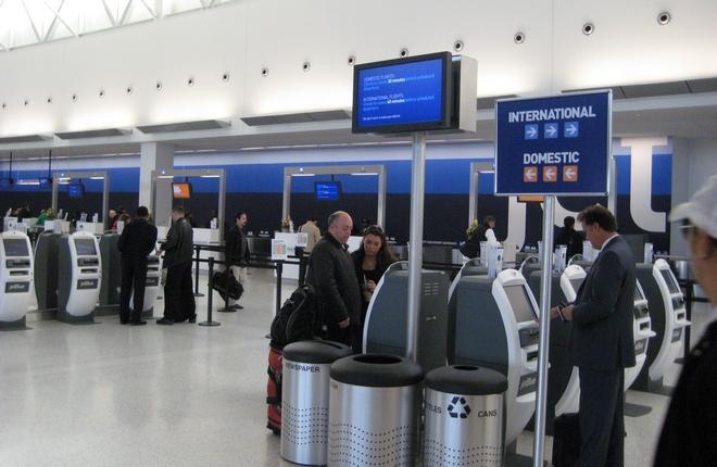 Американская авиакомпания JetBlue испытает биометрический выход на посадку