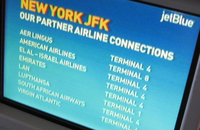 "Авиакомпании ""Трансаэро"" и JetBlue Airways подписали интерлайн-соглашение"
