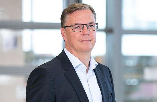 Йоханнес Буссман, президент Lufthansa Technik