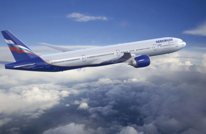 «Аэрофлот» заказал восемь Boeing 777-300ER