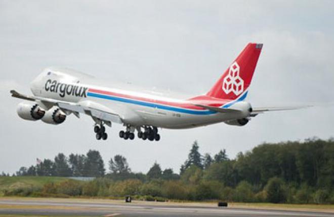 Boeing 747-8F Cargolux :: Boeing