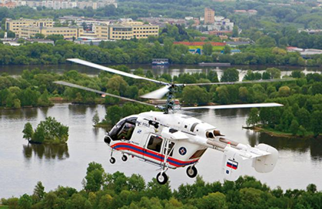 Russian Helicopters builds a missionized Ka-226 version for security agencies