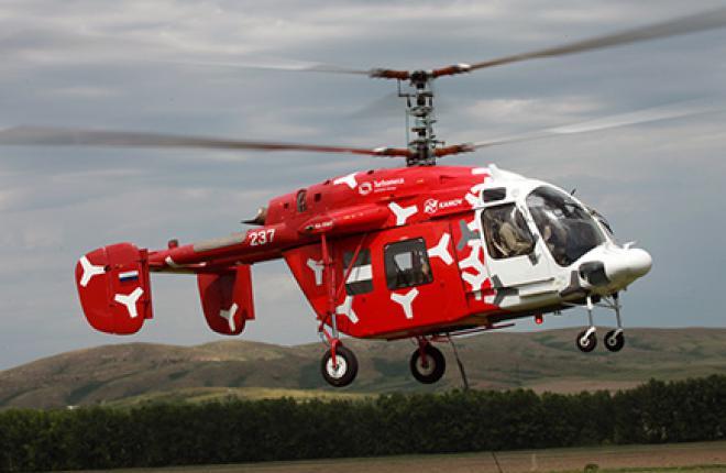 Москва и Дели договорились о сборке в Индии вертолетов Ка-226Т
