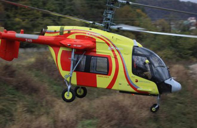 Производство вертолета Ка-226Т отдают в Индию