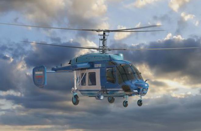 """""""Вертолеты России"""" поставят 18 вертолетов Ка-226ТГ для """"Газпромавиа"""""""