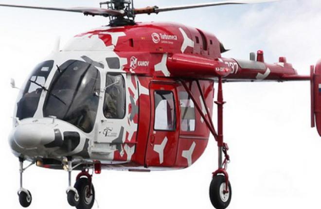 МАК сертифицировал вертолет Ка-226Т с французскими двигателями