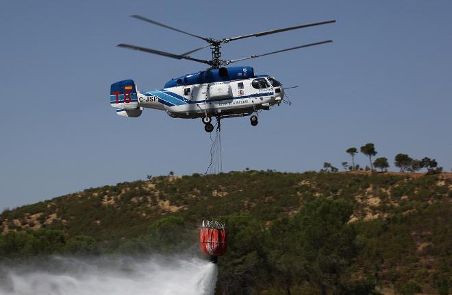 Вертолет Ка-32А11BC