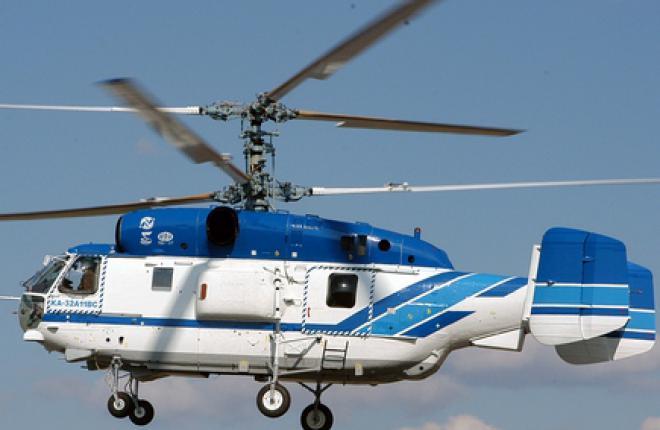 Хороший год для производителя российских вертолетов