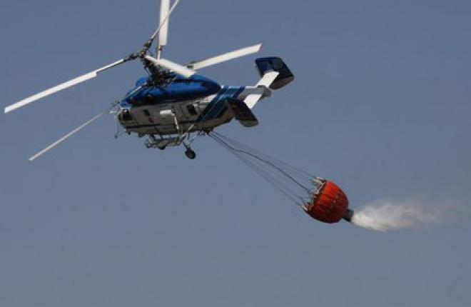 Вертолет Ка-32А11ВС сертифицирован в Бразилии