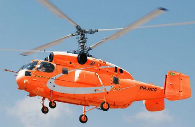 """""""Вертолеты России"""" авторизовали вертолетный сервисный центр для Ка-32 в Бразилии"""
