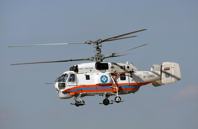 Вертолет Ка-32А11ВС