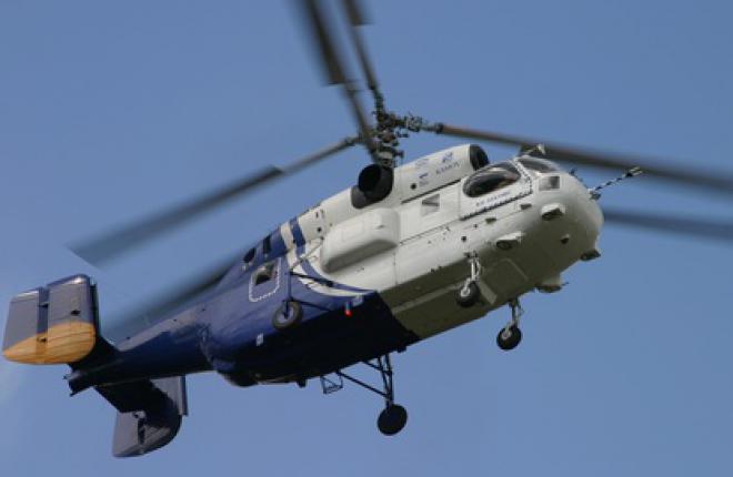 Вертолёт Ka-32A11BC сертифицирован в Австралии :: Вертолеты России