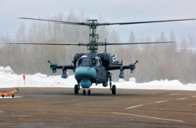The Ka-52K may get anti-ship weapons in the future