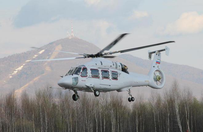 Подъем Ка-62 в воздух признали успешным