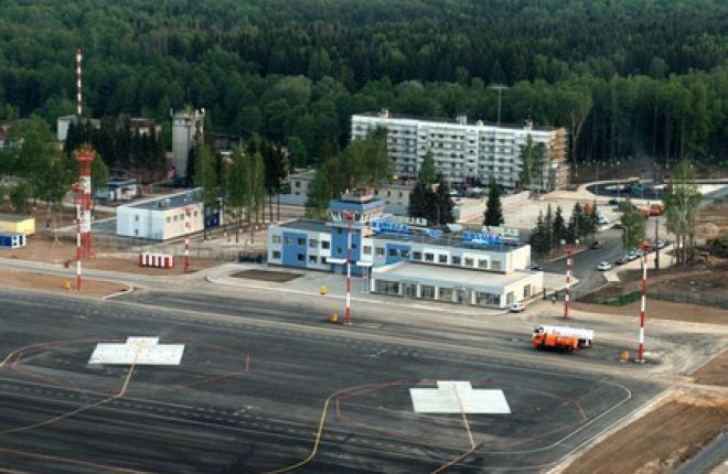 Аэропорт Калуги открыли для международных рейсов