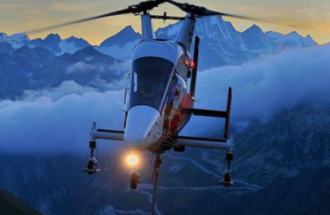 В США возобновят выпуск вертолета с перекрещивающимися винтами Kaman K-MAX