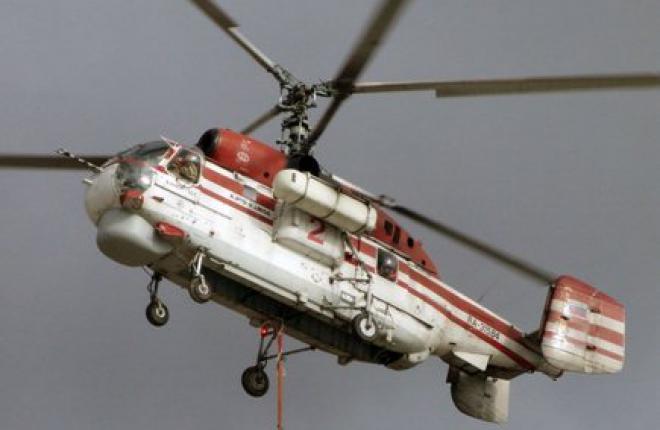 Российские вертолеты получат французские вспомогательные силовые установки