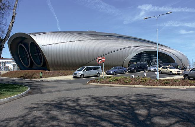 Положительные изменения в аэропорту Карловы Вары возможны при появлении еще одного регулярного перевозчика.